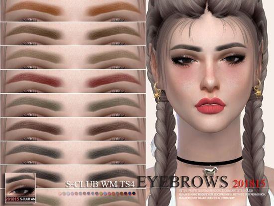 Photo of S-Club WM ts4 Eyebrows 201815