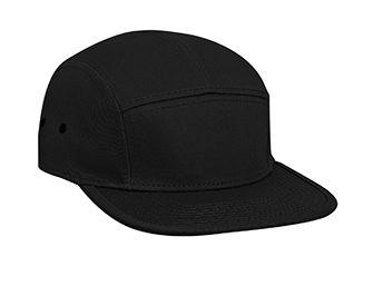 OTTO Cap s superior cotton twill square flat visor with binding trim camper  style caps are perfect 9e78cdbc9612