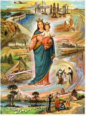 Oración Consagración De La Familia A La Virgen María Auxiliadora Virgen Maria Auxiliadora Hijas De Maria Auxiliadora Maria Auxiliadora