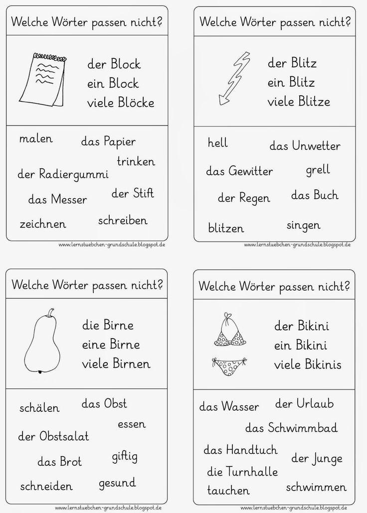 pin von constance stickler auf lesen schreiben learn german teacher hacks und deutsch. Black Bedroom Furniture Sets. Home Design Ideas
