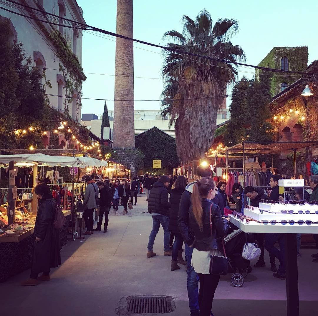 Palo Alto Market Barcelona Barcelona Spain Pinterest Spain  # Muebles Pozo Ocana