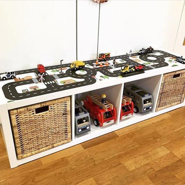 IKEA KNAGGLIG: Die besten Hack-Ideen für Kinder