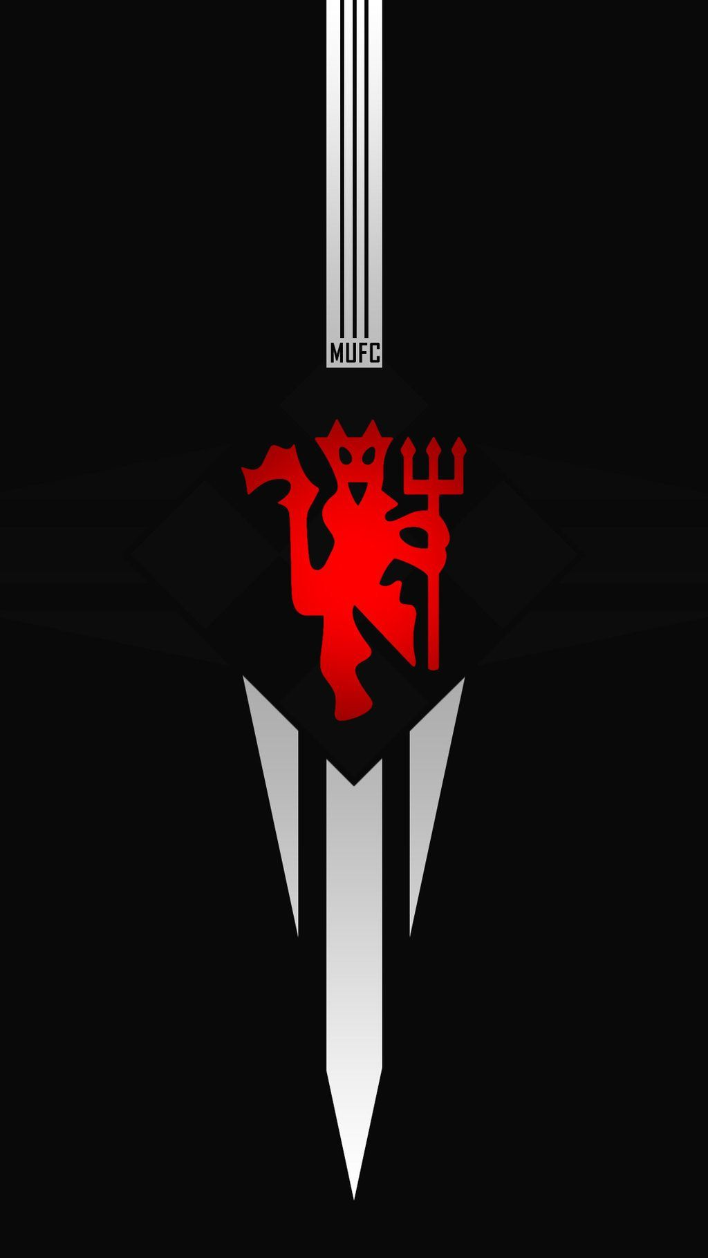 Dear Devils Manchester United Logo Manchester United Wallpaper Manchester United Art