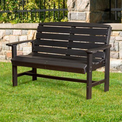 Little Cottage Classic Outdoor Garden Bench Lcc 226 Tudor