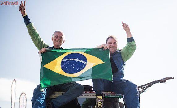 Feito brasileiro inédito: Cirurgia bariátrica e 11 acidentes moldaram campeões do Dakar