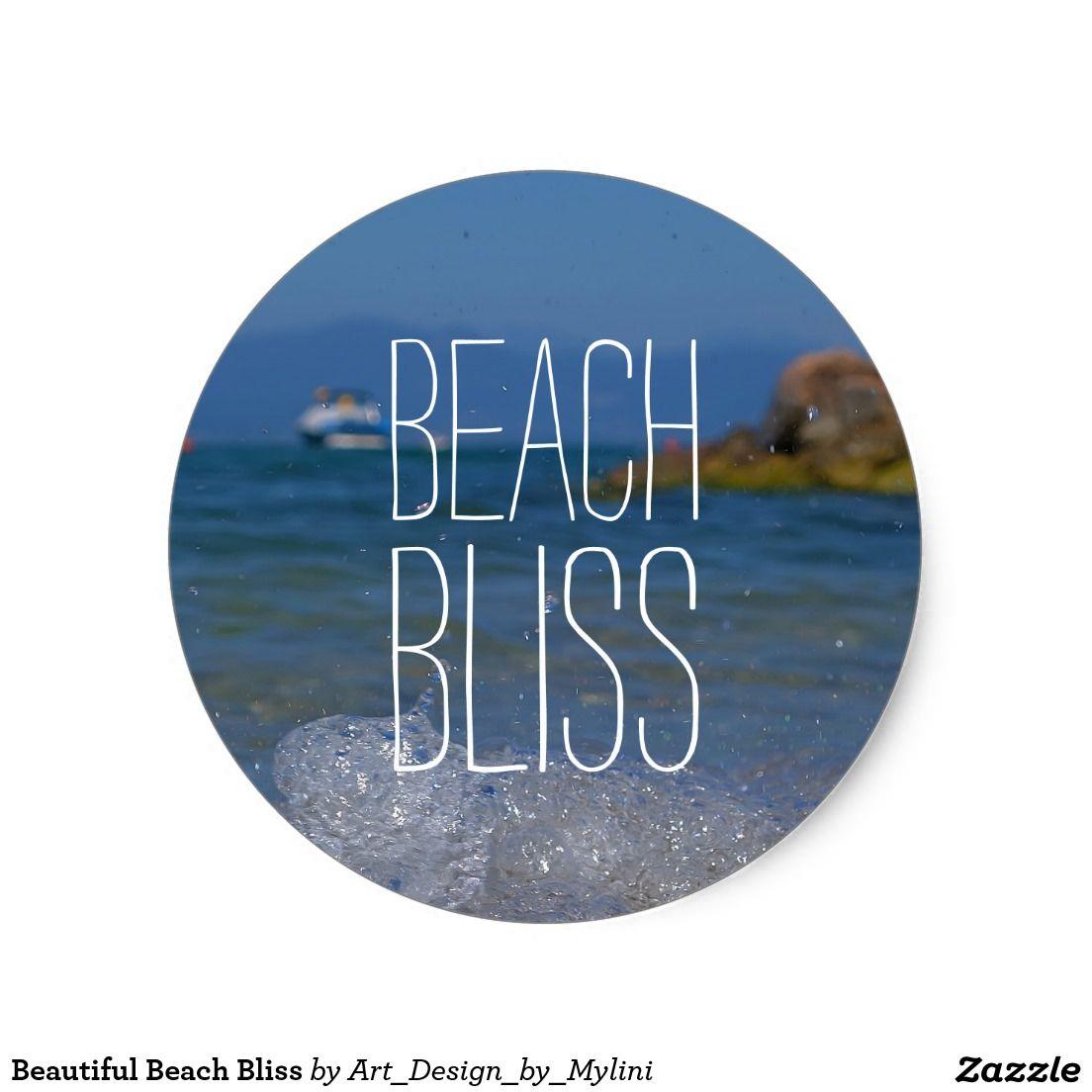 Beautiful Beach Bliss