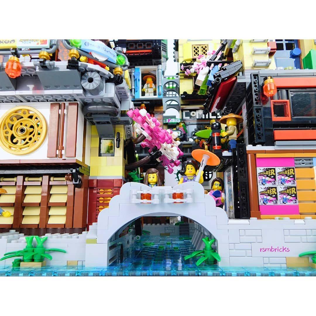 Somewhere in the Ninjago City Suburbs #lego #afol #afols #afolclub  #minifigures #minifigs #legominifigures #lego…   Lego minifigures, Toys  photography, Mini figures