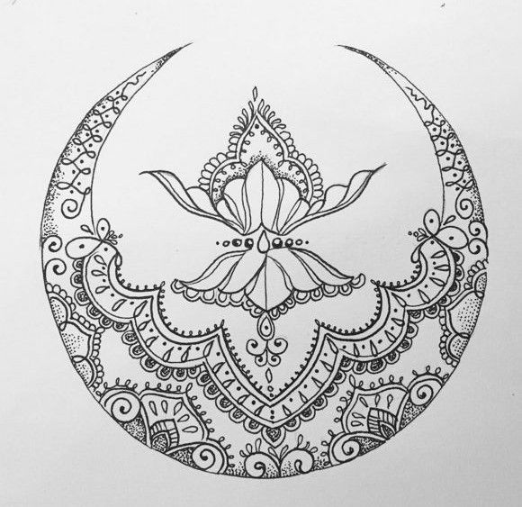 Pin About Tattoo Designs Tattoo Design Drawings And Moon