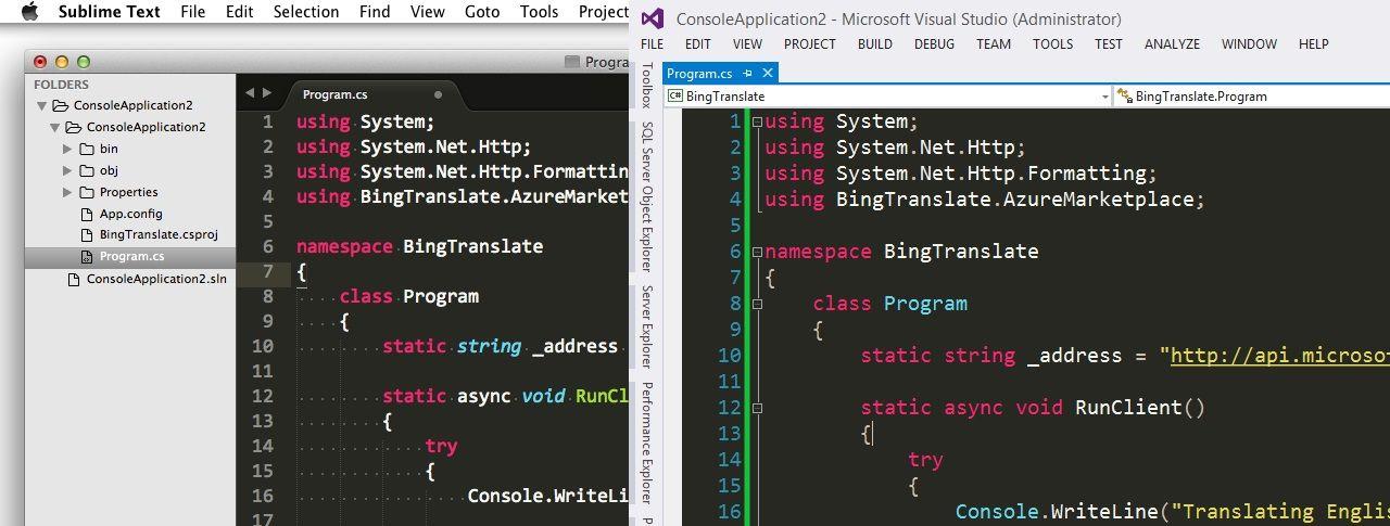 Omnisharp Cross Platform Net Development By Omnisharp Microsoft Visual Studio Administration Goto