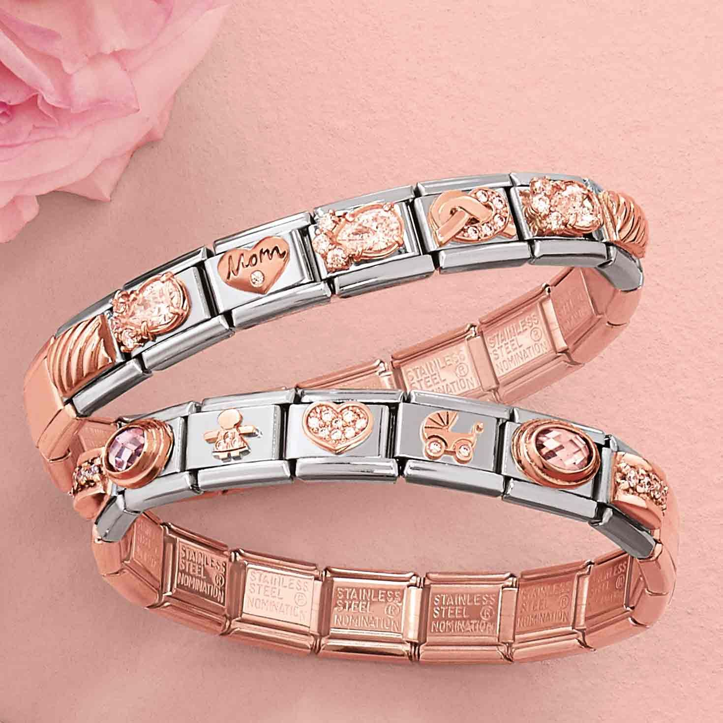 Nomination Bracelet Charms: Nomination Italy #composable