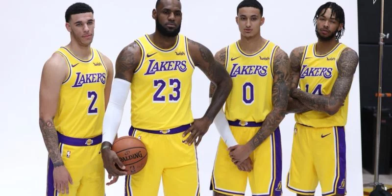 Nba 2019 Trade Rumors La Lakers Wants Danny Green And Patrick Beverly To Make A Solid Team Danny Green Esporte