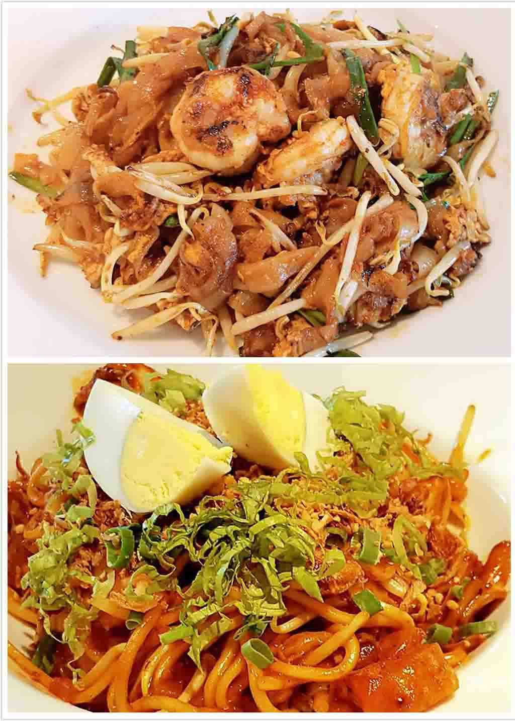Urban Spices Cafe Penang Char Koay Teow Mee Mamak Sotong Halal Recipes Spice Cafe Food