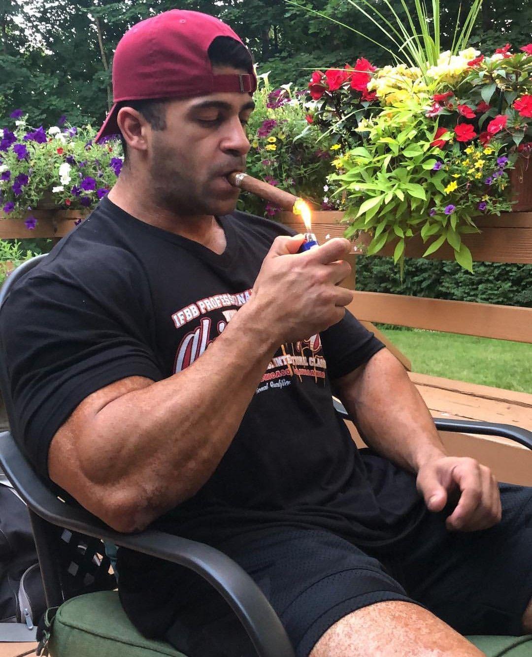 Pin on Cigar Smoking Men No. 5