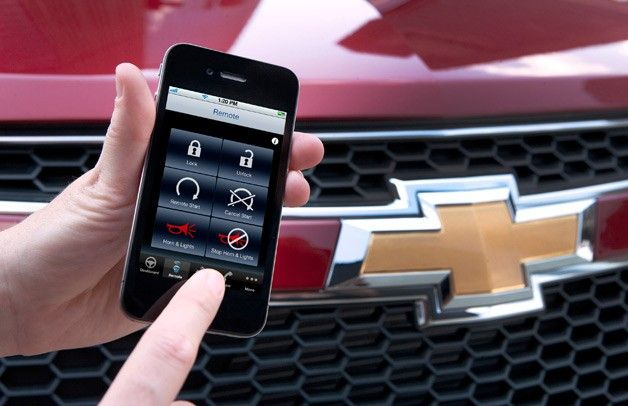 OnStar RemoteLink mobile app coming standard on all new GM