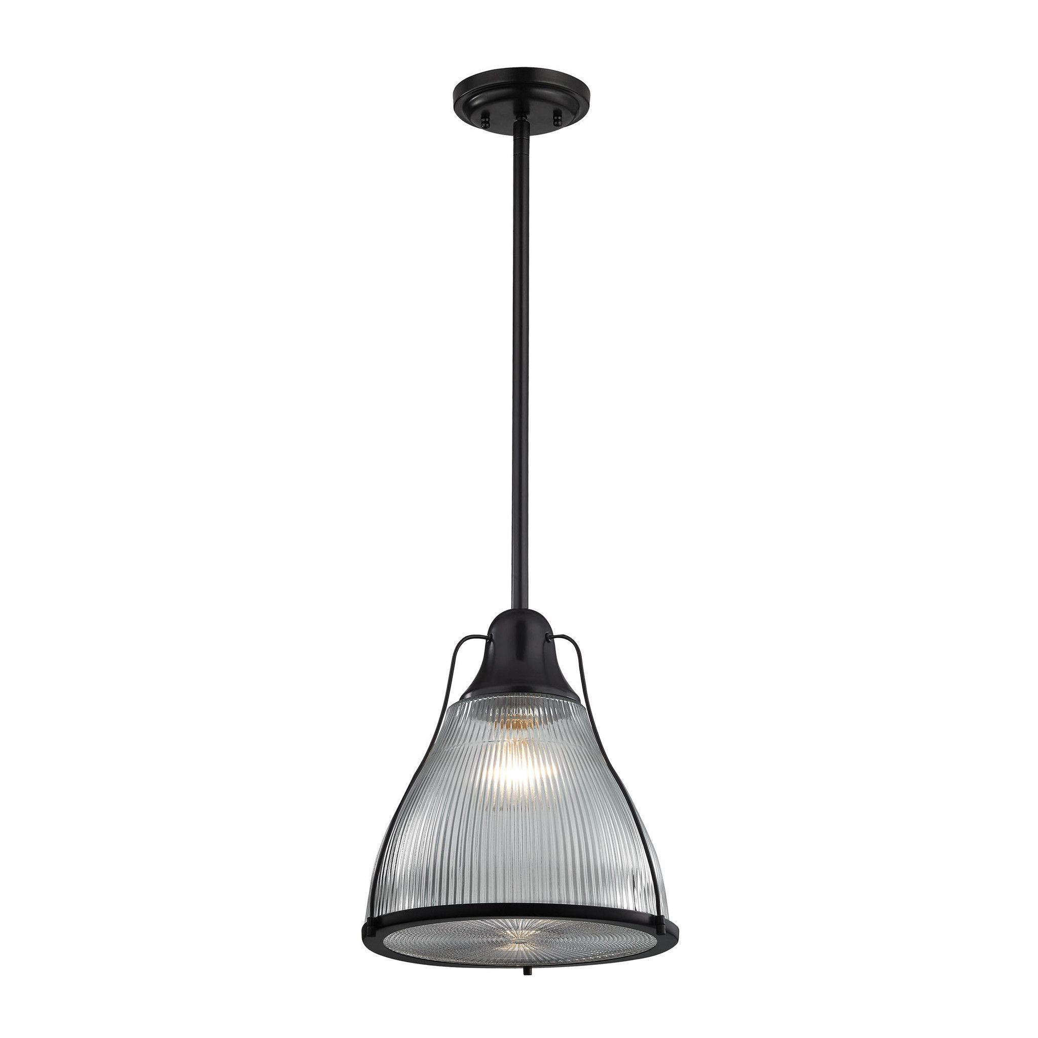 Halophane Light Pendant In Oil Rubbed Bronze Products