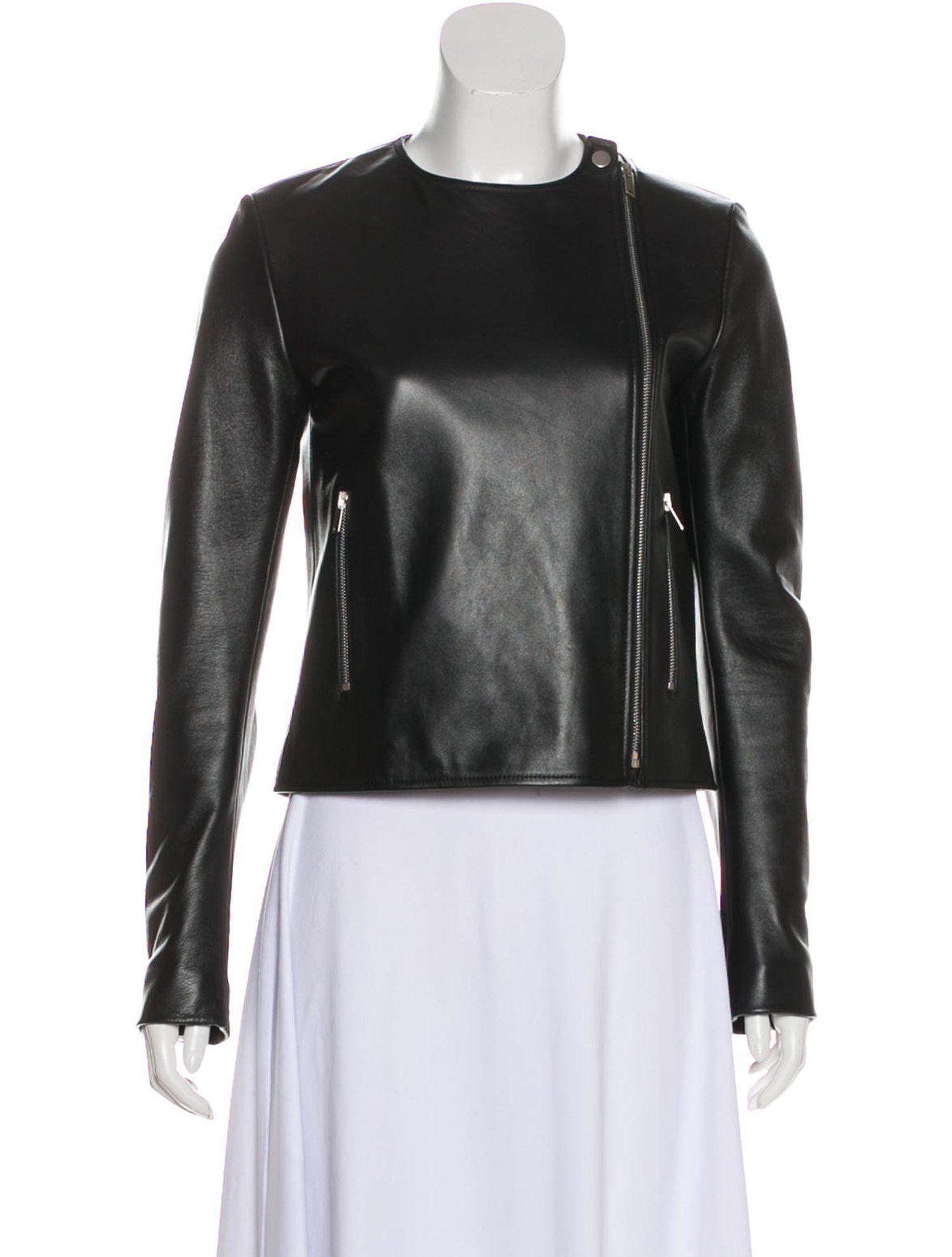 Celine Collarless Leather Jacket Sponsored Collarless Celine Jacket Collarless Leather Jacket Jackets Collarless [ 1979 x 1500 Pixel ]