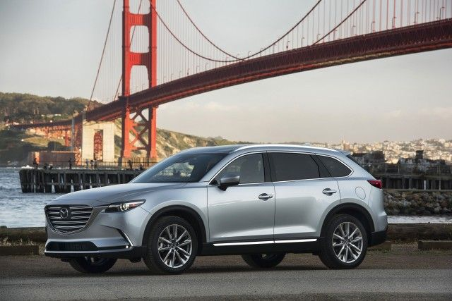 2017 Mazda Cx 9 Review Ratings Specs Prices And Photos The Car Connection Mazda Cx 9 Mazda Best New Cars