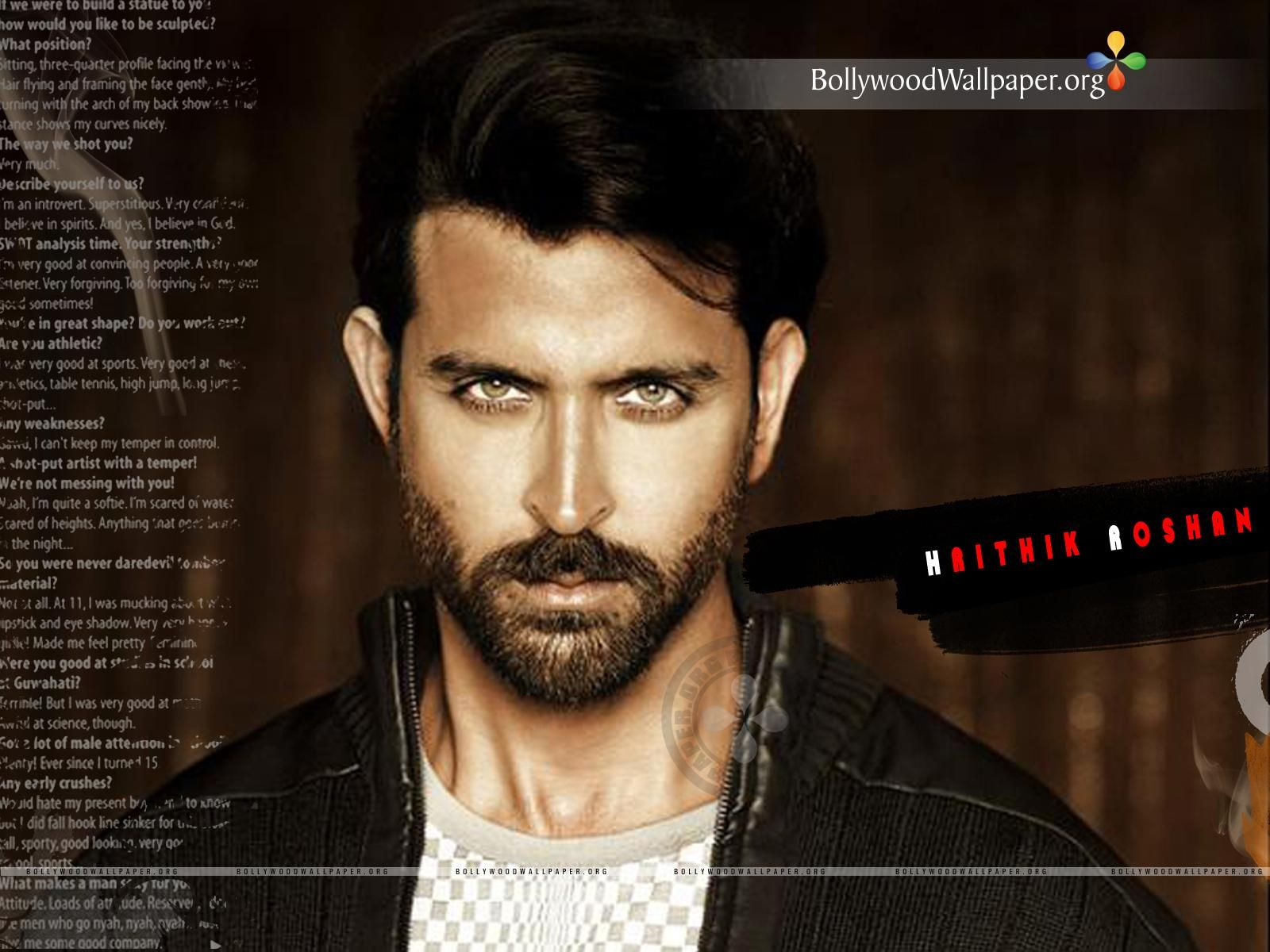 Hritik roshan latest wallpapers Hrithik Roshan Wallpaper 012