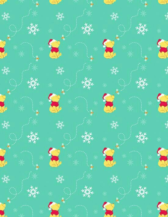 Winnie The Pooh Christmas Wallpaper Iphone Background DisneyDisney Phone