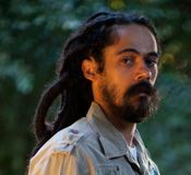Damian Marley, one of the amazing bands performing at the H2O Music Festival in Dallas, TX on June 9, 2012.