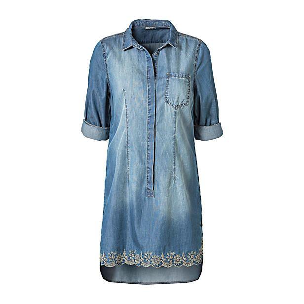 wehkamp jeans jurk