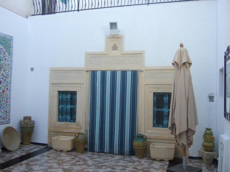 Maison Tunisienne Maison Interieur Et Tunisie