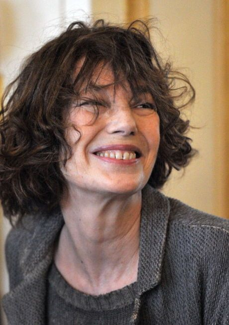 Jane Birkin Thinks Her Skin Is 'Two Sizes Too Big'