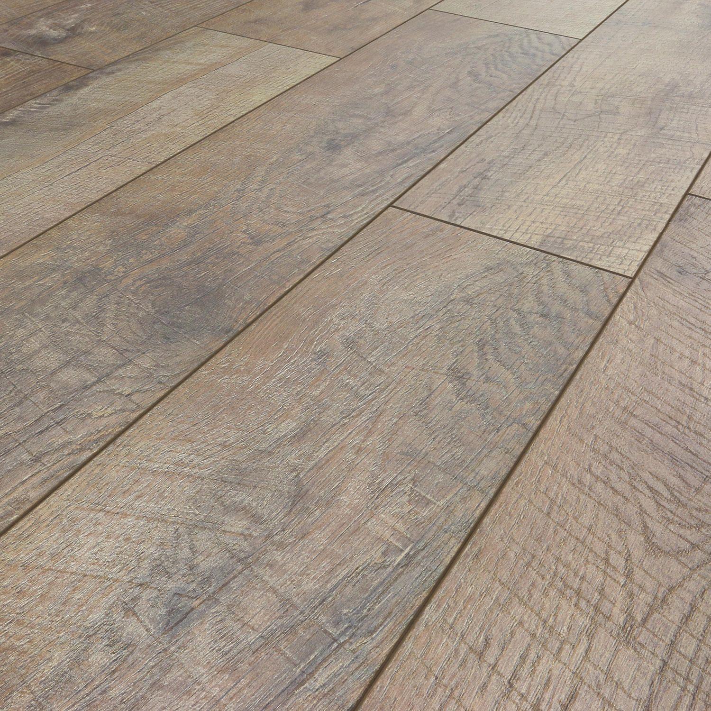 Select Surfaces Southern Gray Spill Defense Laminate Flooring - Sam's Club