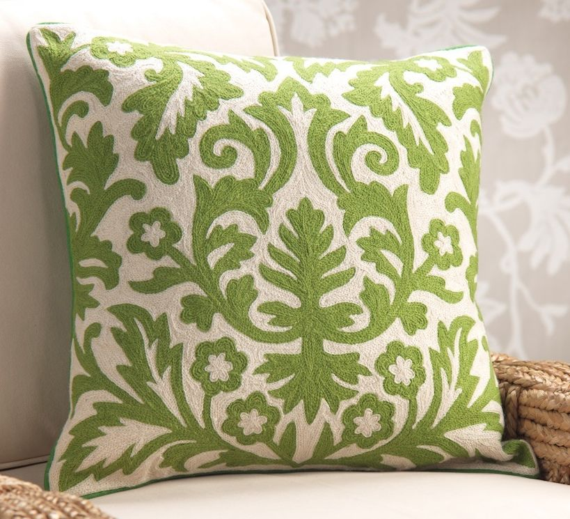 green blue throw olive and velvet colored pillow pillows