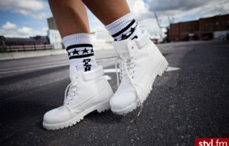 White Timberland Boots Women | Ara