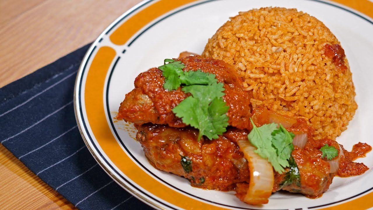 Nasi Tomato Ayam Masak Merah Resepi Mudah Buka Puasa Destinasi Tv Youtube Ayam Tandoori Resep Makanan Resep