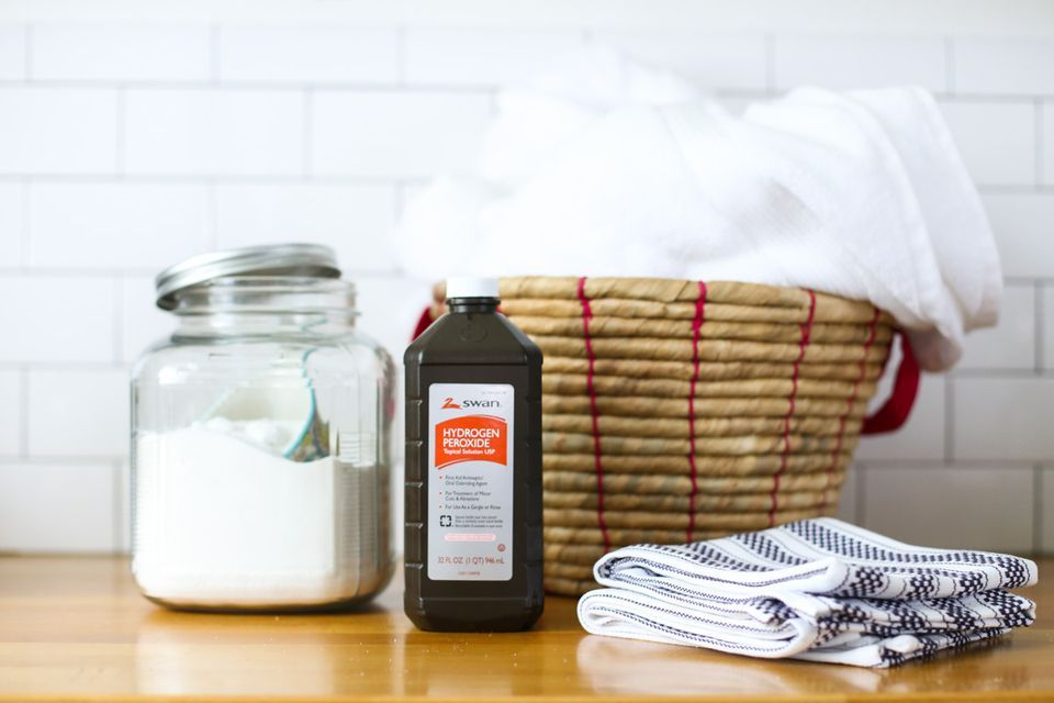 10 Uses For Hydrogen Peroxide For Laundry Cleaning Cleaning