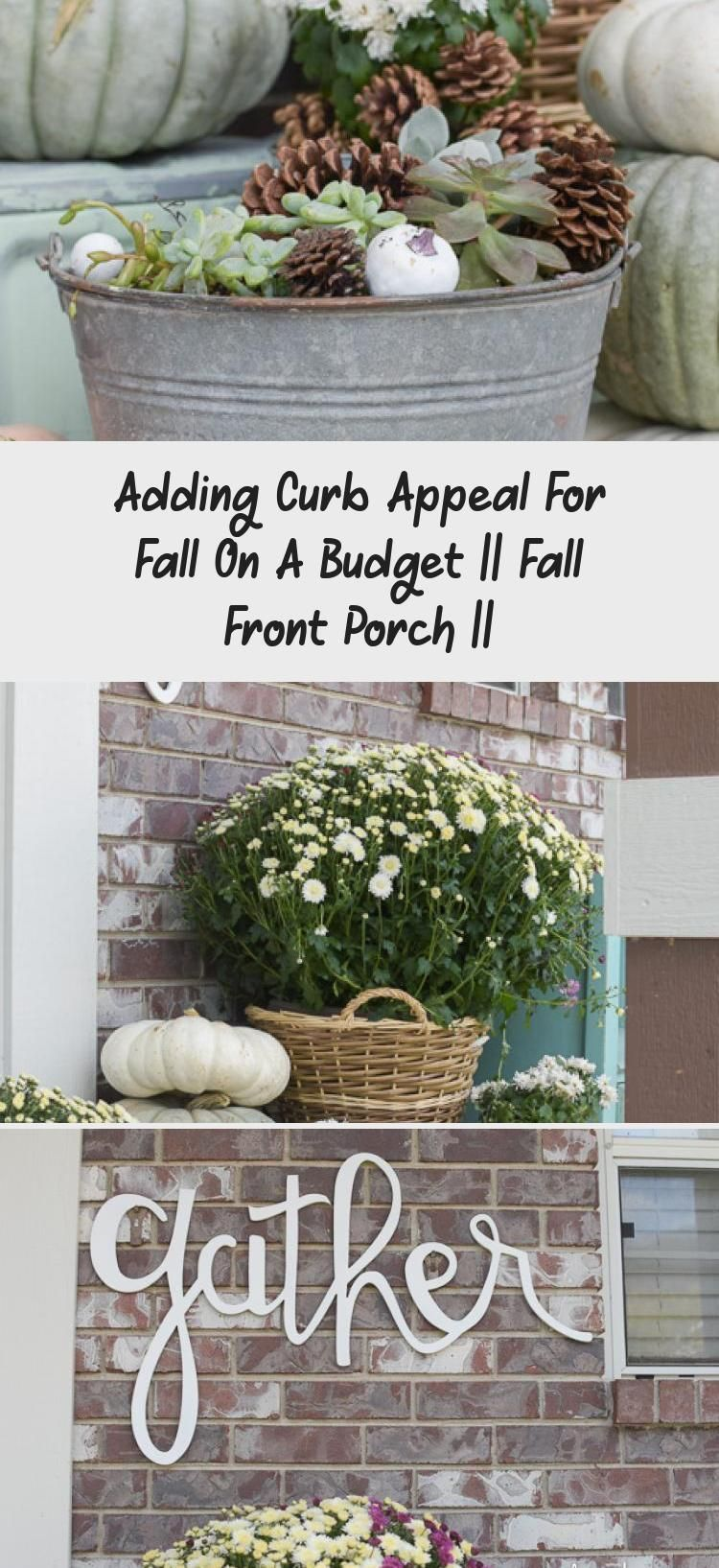 Adding Curb Appeal For Fall On A Budget || Fall Front Porch || #frontporchideascurbappeal Adding Curb Appeal for Fall on a Budget || Fall Front Porch || With Heirloom Pumpkins, Mums and Succulents || Gather Cutout By Start at Home Decor #fallhomedecorCenterpieces #fallhomedecorOutdoor #fallhomedecorChairs #Easyfallhomedecor #fallhomedecorPorch #frontporchideascurbappeal Adding Curb Appeal For Fall On A Budget || Fall Front Porch || #frontporchideascurbappeal Adding Curb Appeal for Fall on a Budg #frontporchideascurbappeal