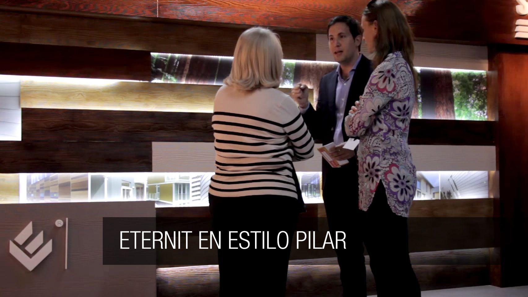 """Eternit® participa en Estilo Pilar """"Viví tu Sueño"""". Mirá las #ambientaciones con nuestros productos."""