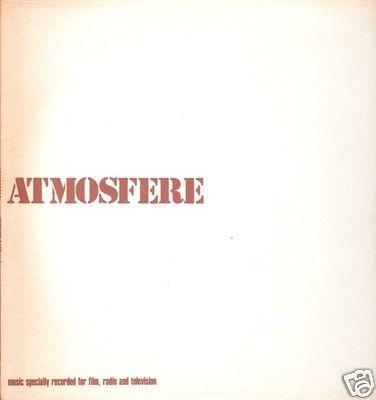ALEX SERRA. ATMOSPHERE - Iller IL 9 Italy. 1974