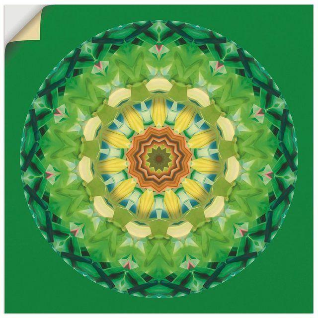 Photo of Buy Artland Premium Wall Foil »Gabi Siehenhühner: Mandala II« online OTTO