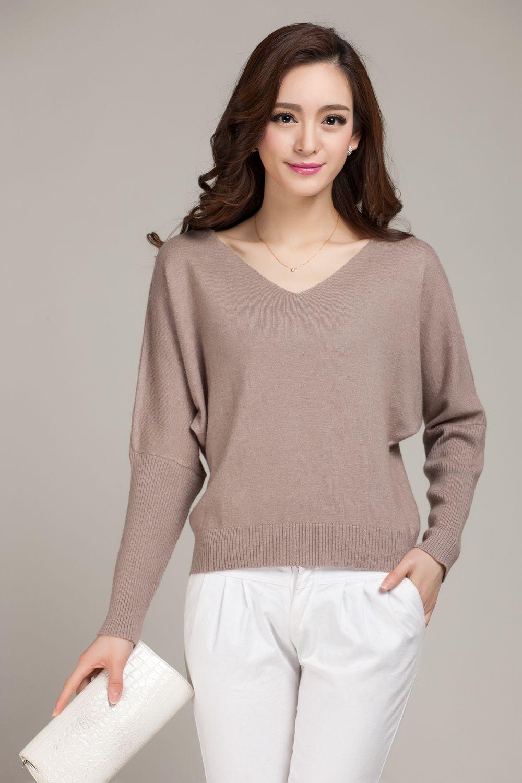 adohon 2017 womens winter Cashmere sweaters and auntmun women ...