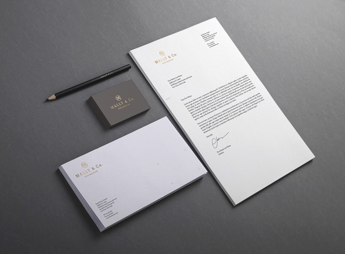 MALLY & Co. on Behance