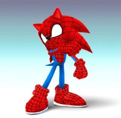 sonic spiderman sök på google geek pinterest spiderman