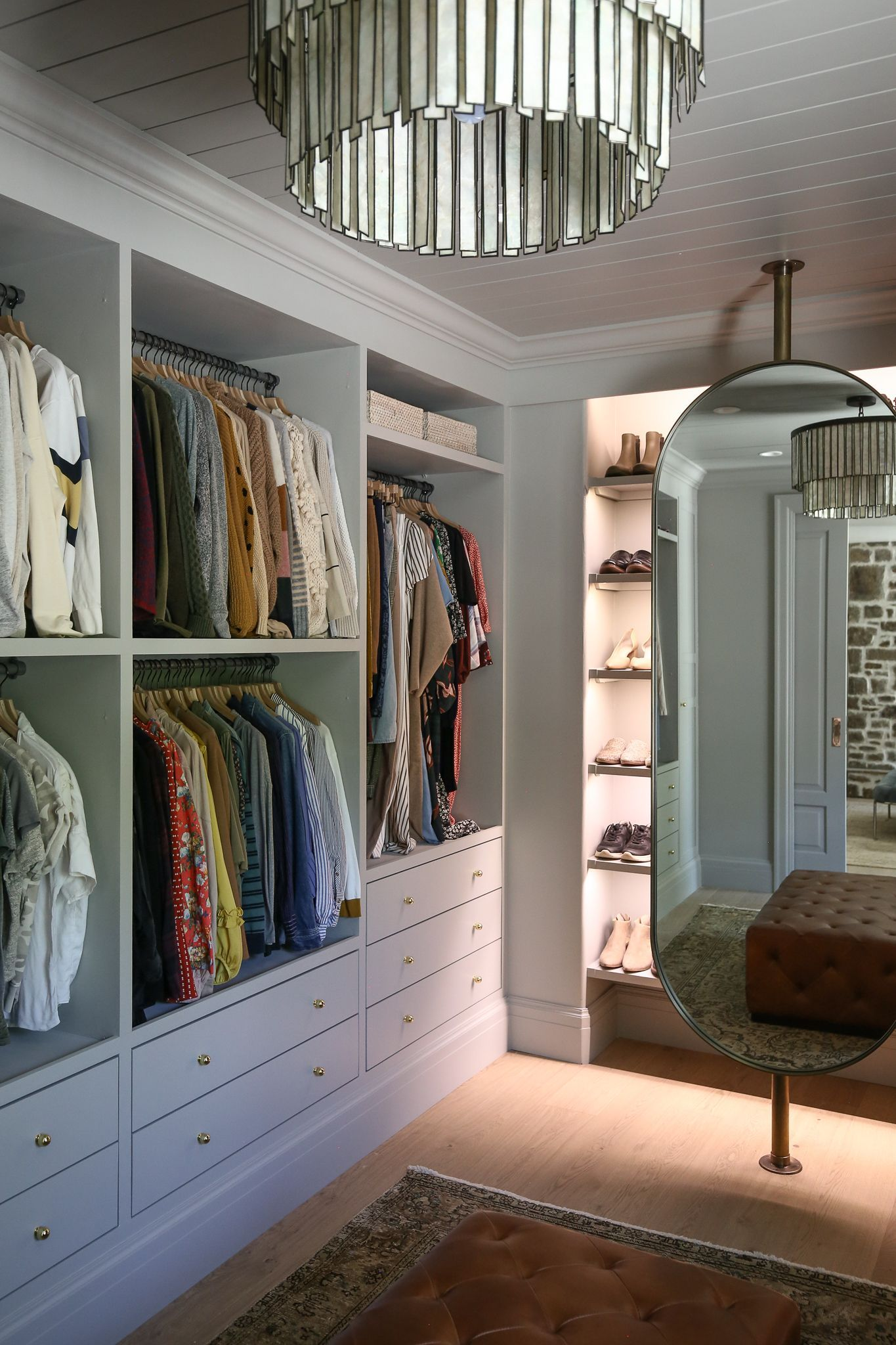 Our Closet Reveal From Thin Air To Dressing Room The Ultimate