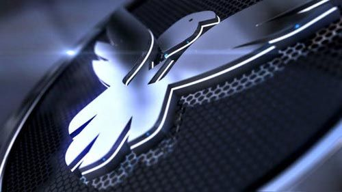 Metallic 3d Logo Reveal After Effects Project Videohive