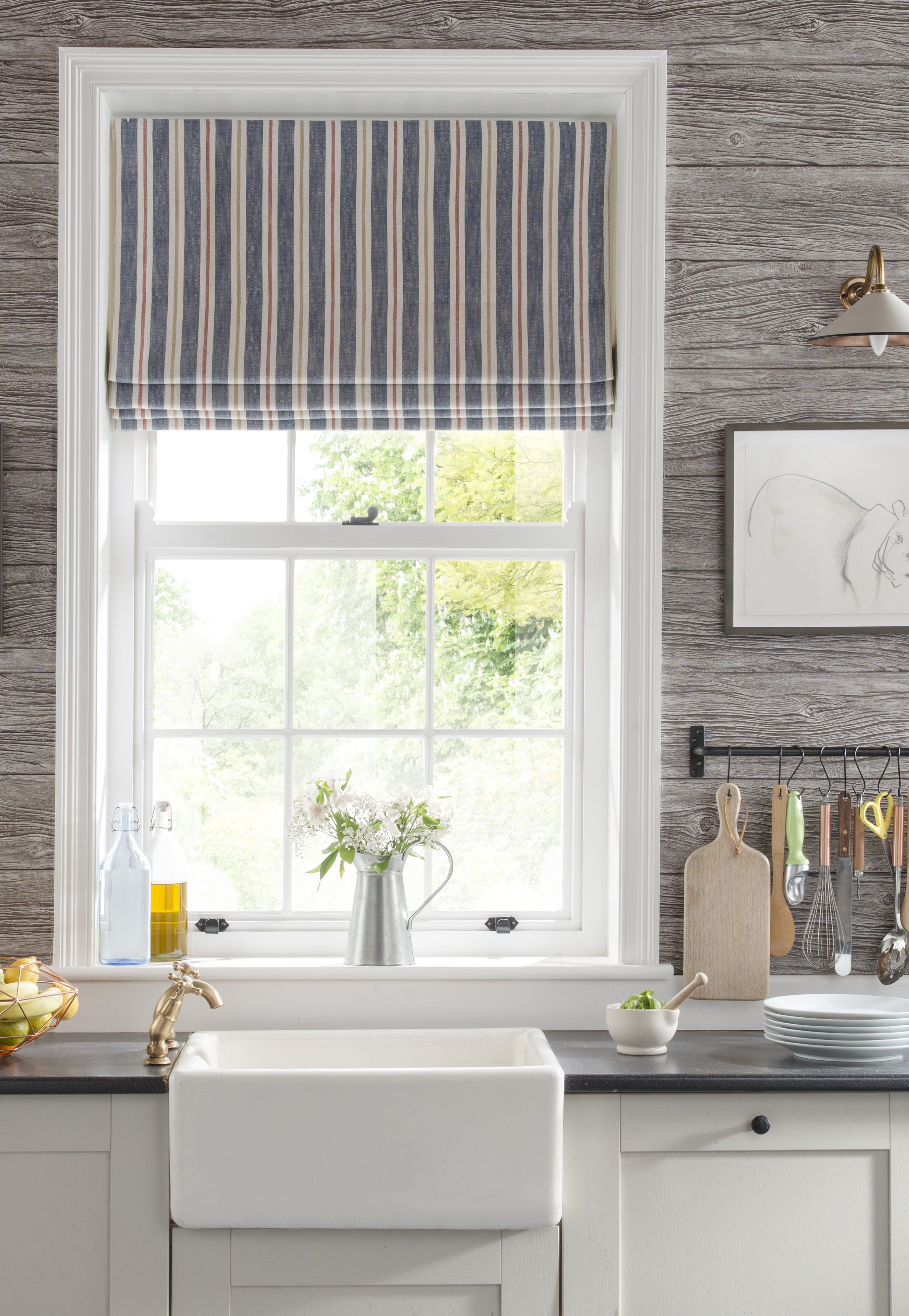 Keswick Curtains With Blinds Beach Curtains Natural Curtains