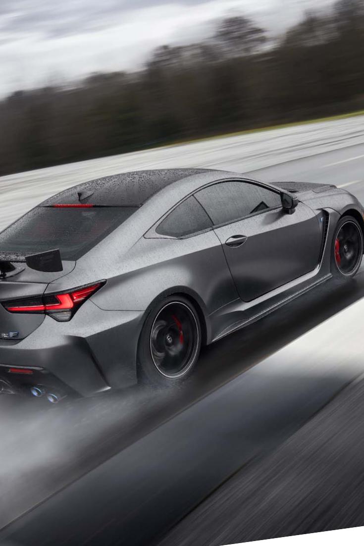 2020 Lexus Rc F Track Edition 4k 2 Wallpaper Lexus Latest Cars Most Popular Cars