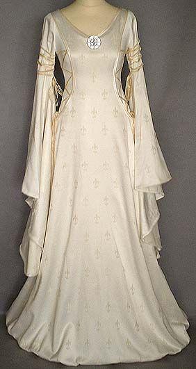 ...  Pinterest  Hochzeit, Design und Mittelalterliche Hochzeitskleider