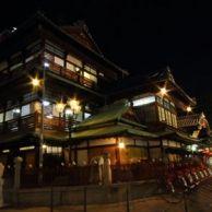 The Real Spirited Away Onsen Onsen Japan Onsen House Styles