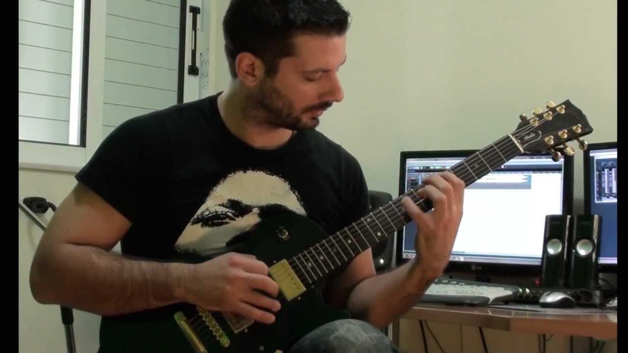 *4th Place* - Yiannis Papadopoulos - Neung Vinai Alive GuitarSolo Compet...
