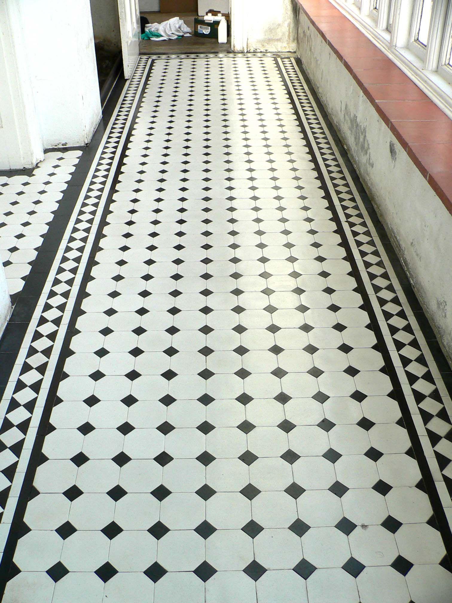 Restored victorian conservatory floor garden tile pinterest restored victorian conservatory floor dailygadgetfo Image collections