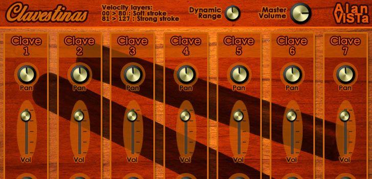 Alan ViSTa releases Clavestinas free VST instrument