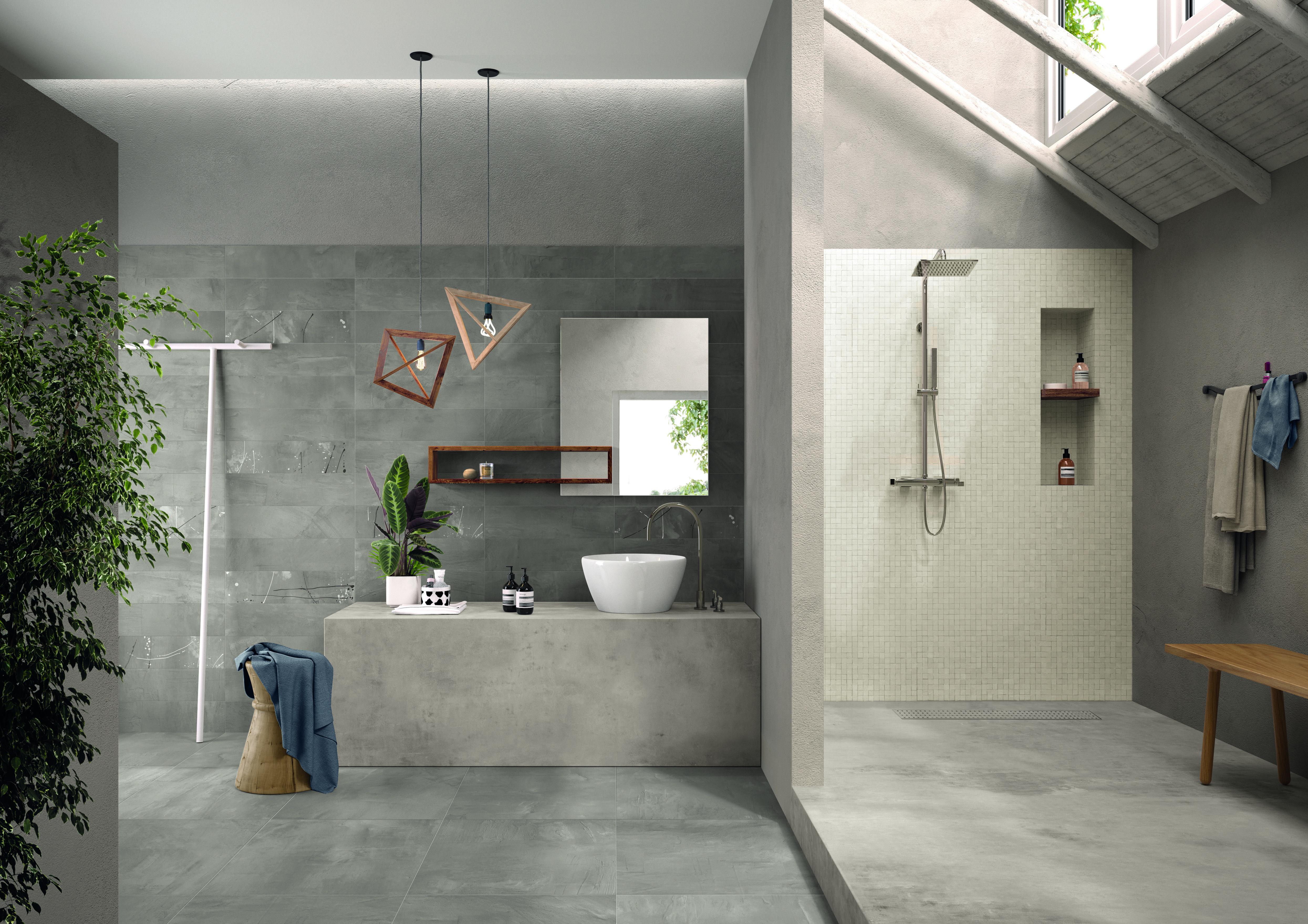 Badezimmer ideen bilder viva   volte collection  colour bianco  badideen in
