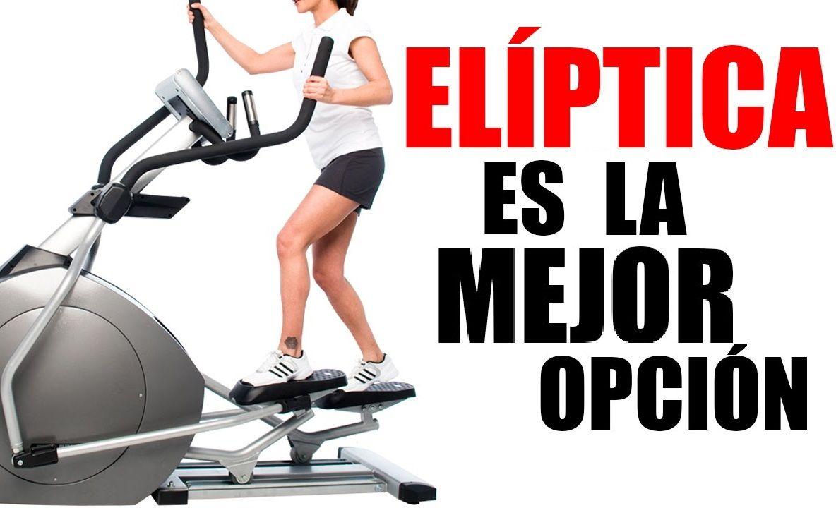 Rutina para bajar de peso en eliptica